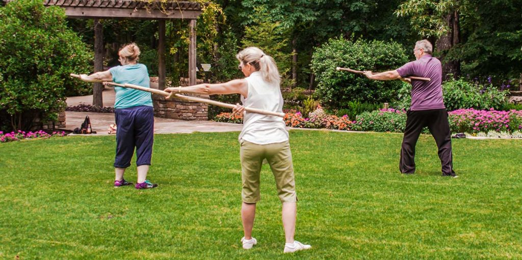 Tai Chi | Oaklawn Center on Aging