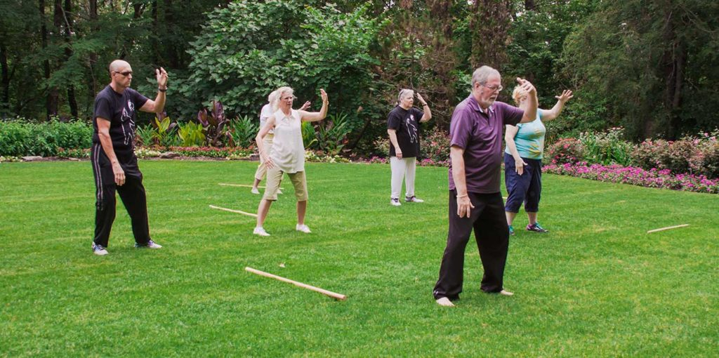 Tai Chi 24 Form | Oaklawn Center on Aging